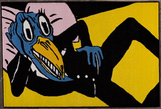 The Visual Art Of Mark Mothersbaugh